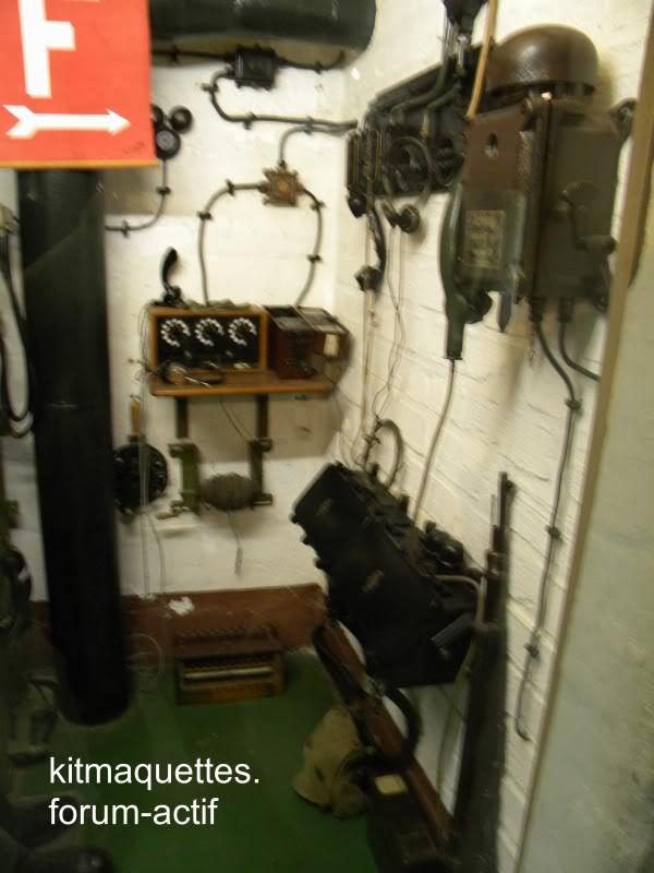 bunker - visite du musée du grand bunker à Ouistreham Ouistreham101