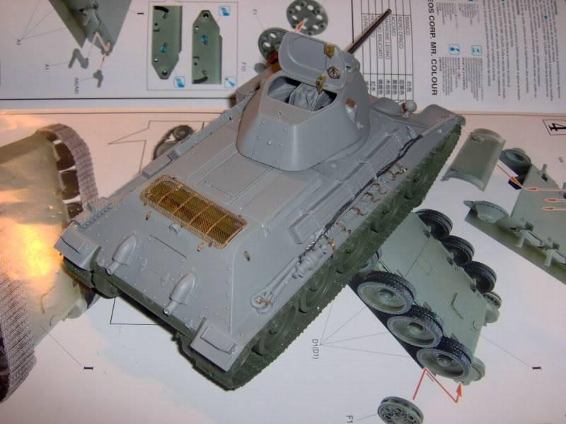 sherman abandonné T34004