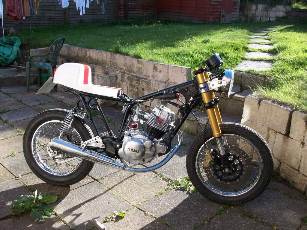 Yamaha sr125 Cafe racer 100_2511