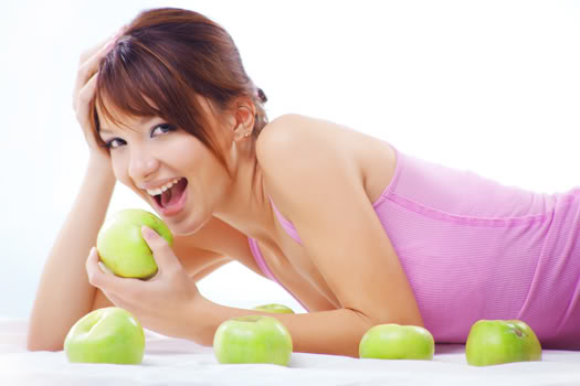 La Alimentación contribuye a una belleza natural Feeding_00