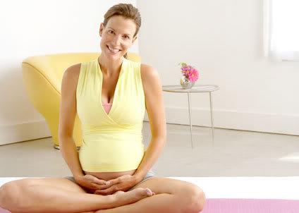 Ejercicios para hacer en casa durante el embarazo Pregnantfitness0002