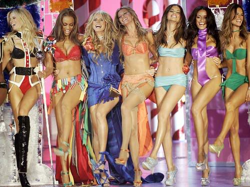 9 Supermodelos comparten Secretos de Belleza Pasarela-de-lujo-modelos-de-victori