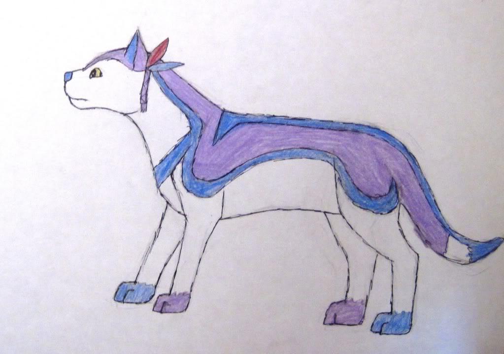 Artemis like a cat IMG_1173