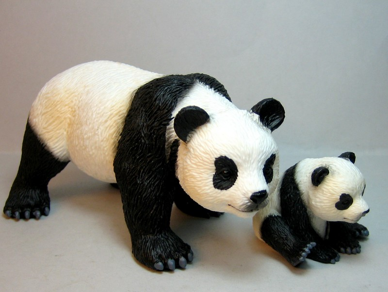 Some new Bullylands for 2013 :-) Pandas13_zpsed13b7f7