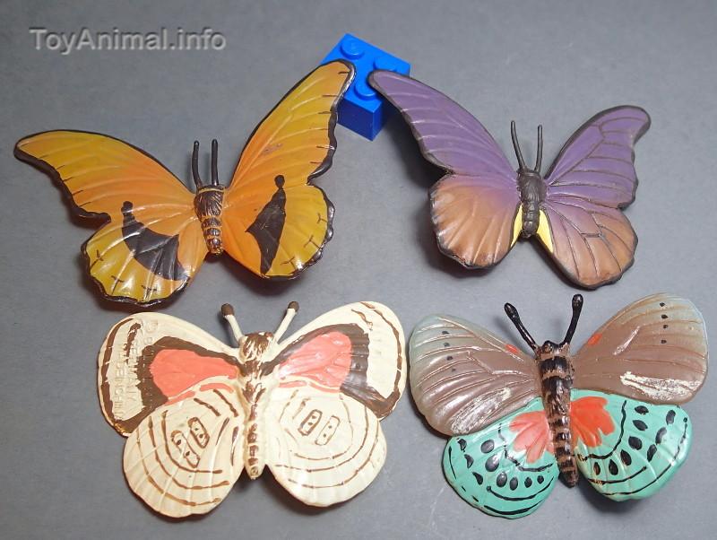 Susanne's Bullyland additions - Page 8 Bullybutterflies_zpsdb8f858b