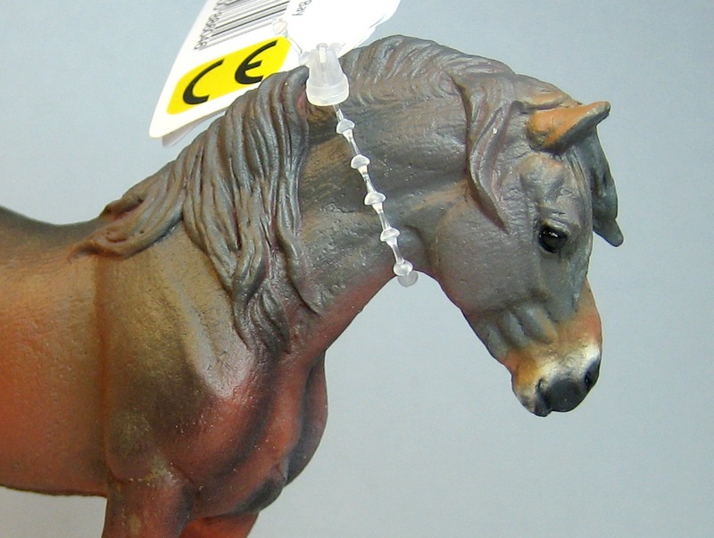 Some new Collecta horses released in February 2013 Dartbrownhead_zps82558c7d