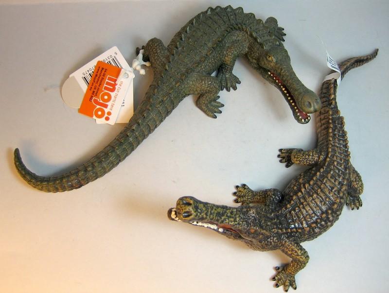 A dracosaurus, crocosaurus, mightysaurus and a palaeontologist :-) Sarcosuchcolmojo_zpse7926324