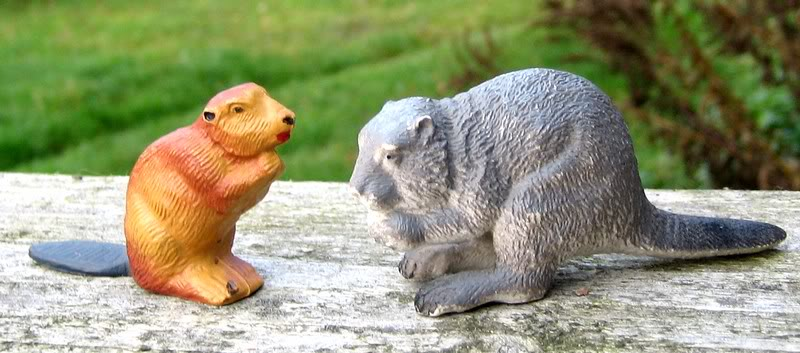 Mojo beaver: the best beaver figurine at the market? Hartungandstarlux