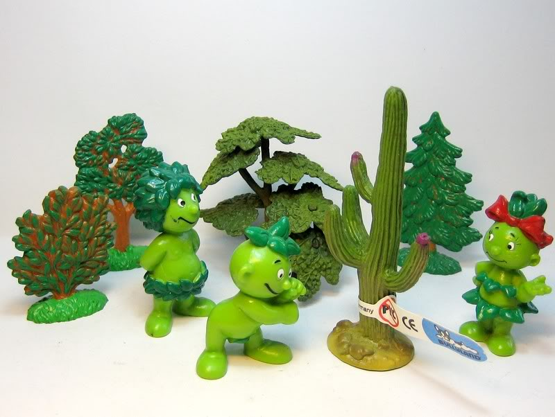 Some retired plants, birds, ponies and a few more oldies. Littletrees
