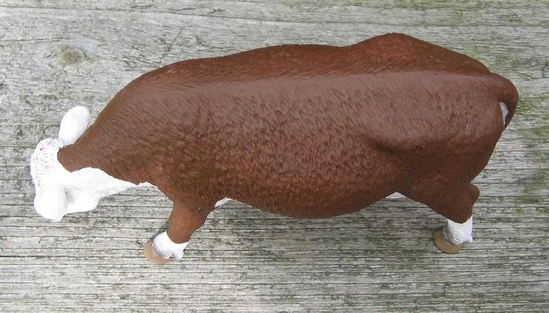 A little mojo shopping freekout : Pigs, sheep, cows, a moose and a kangoo :-D Herko4