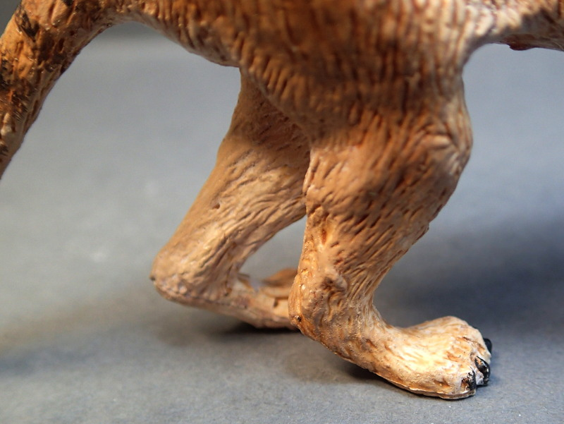 The thylacine from Southlands Replicas, - item no 00000 :-D Southland00000Paw2_zpssxxu0j6g