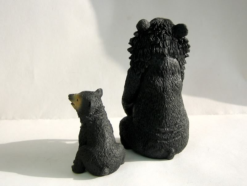 The Asian black bear :-D Abear2