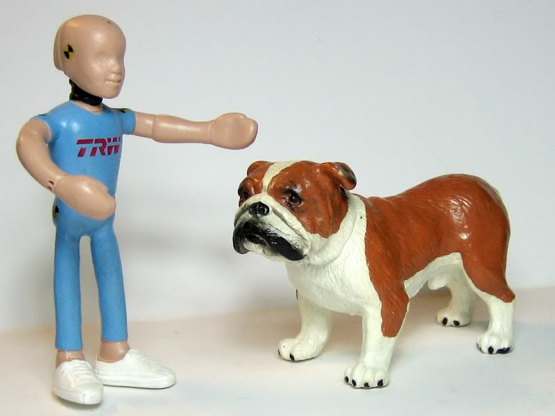 Susanne's Bullyland additions - Page 5 Bendybulldog