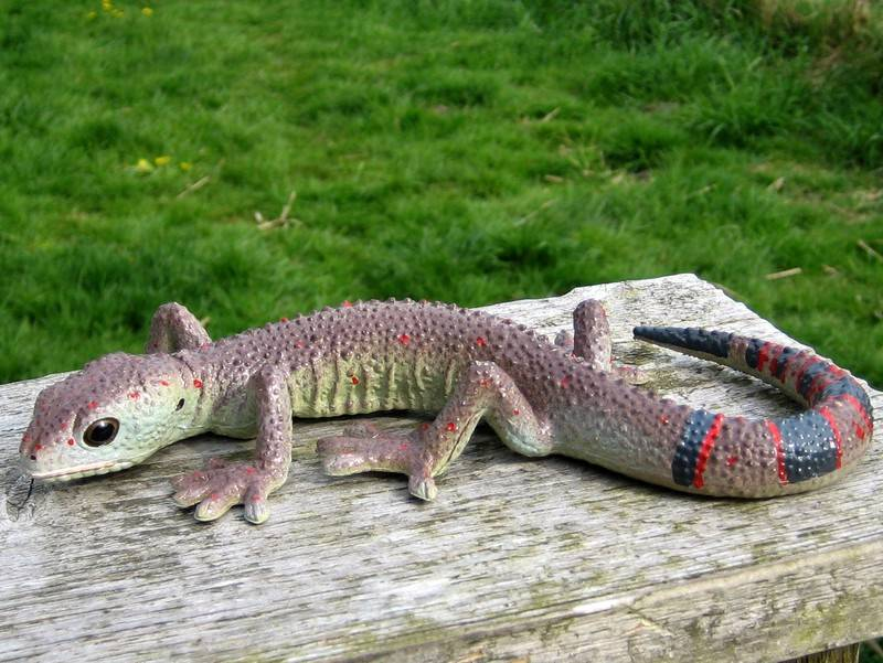 A great gift from Bojan, - and various new and old Bullylands ;-) Butokaygekko