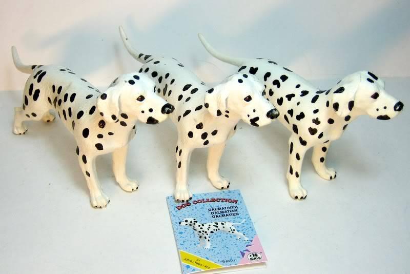 Baby urangutan and some new dogs Dalmatians3