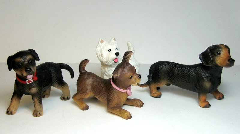 Susanne's Bullyland additions - Page 6 Dogs