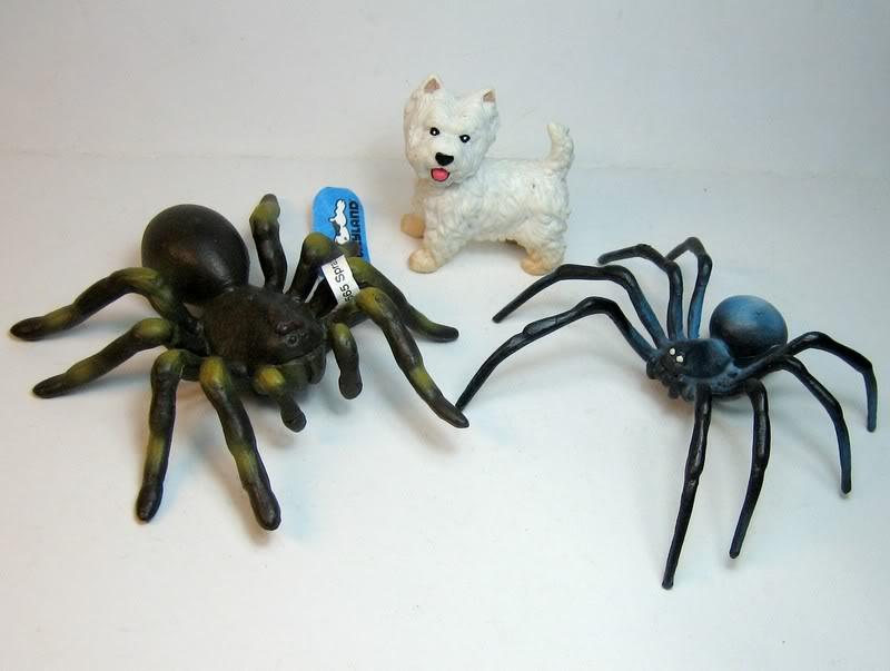 Susanne's Bullyland additions - Page 6 Smallerspiders