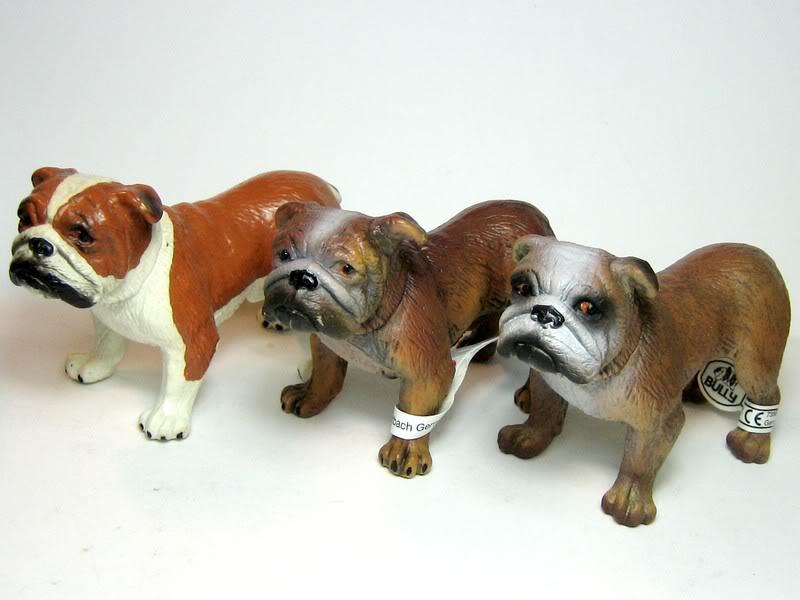 Susanne's Bullyland additions - Page 5 Trebulldogs