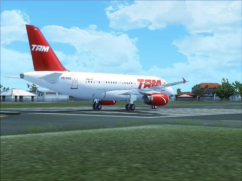 Airbus A319 TAM-St Maarten 1-12
