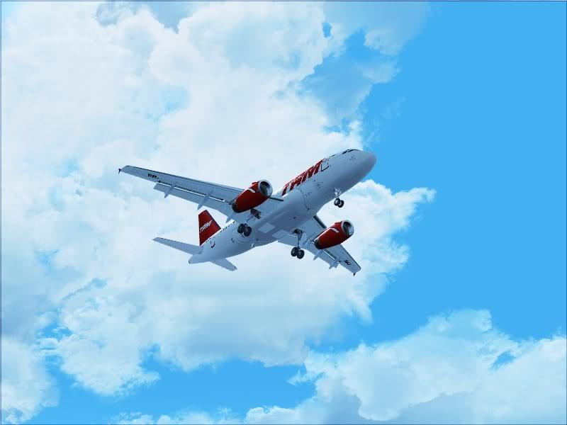 Airbus A319 TAM-St Maarten 10-6