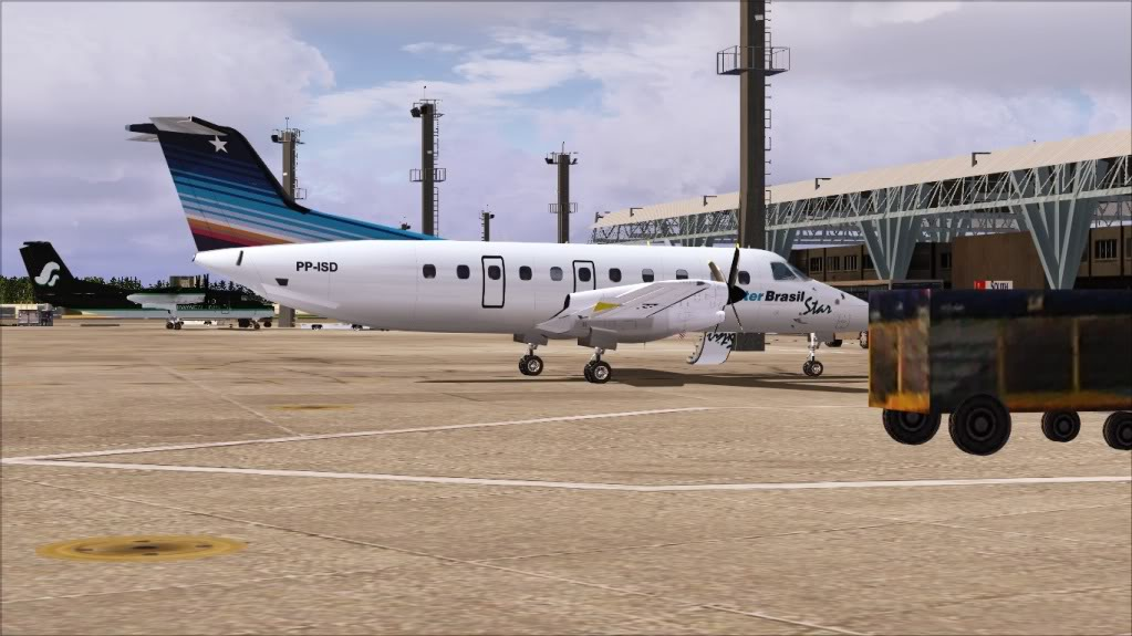 Embraer 120 InterBrasil Star 1201