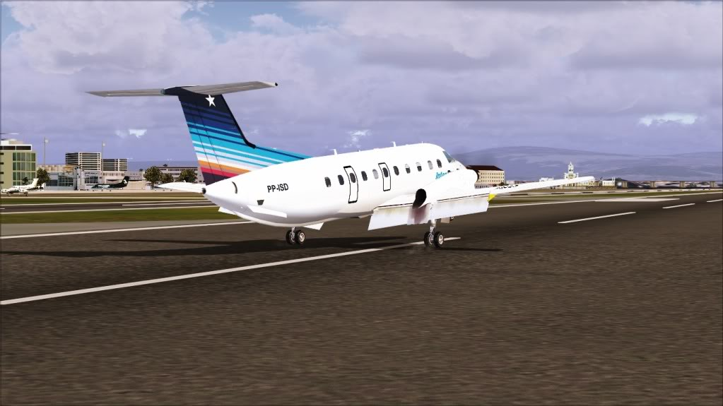 Embraer 120 InterBrasil Star 12014