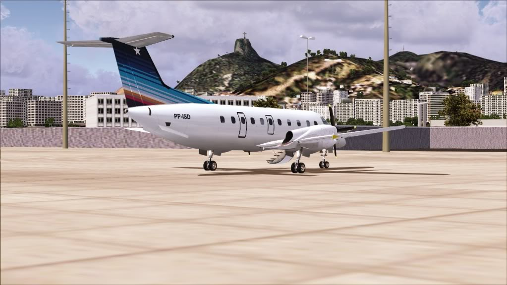 Embraer 120 InterBrasil Star 12017
