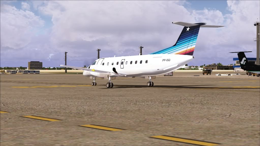 Embraer 120 InterBrasil Star 1203