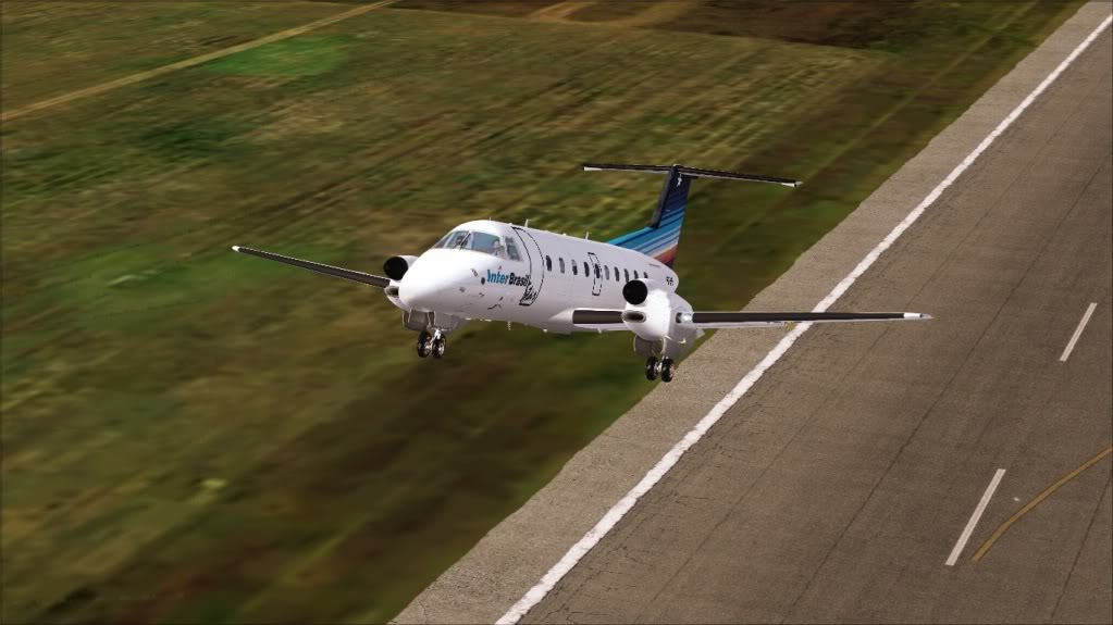 Embraer 120 InterBrasil Star 1205