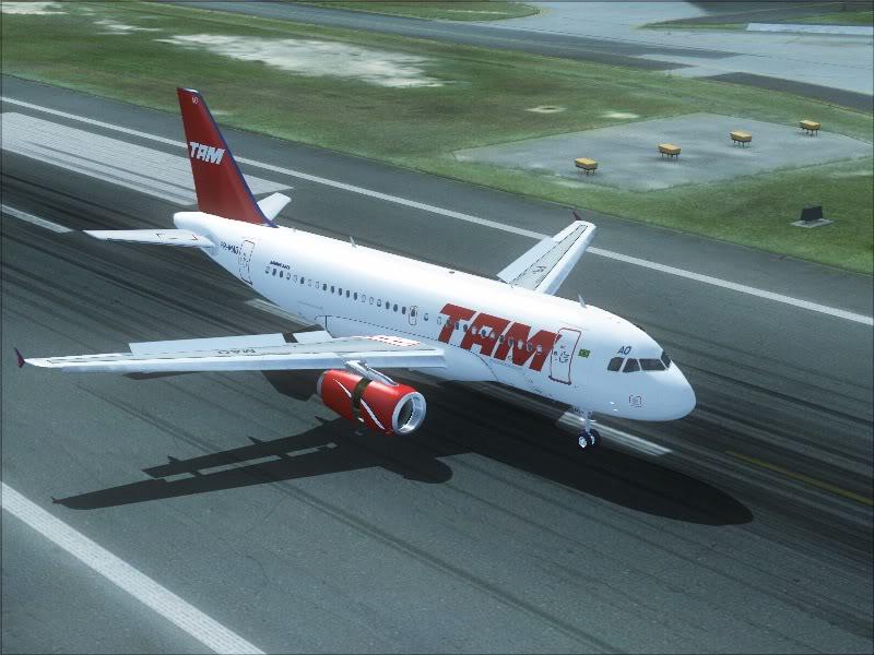 Airbus A319 TAM-St Maarten 13-2