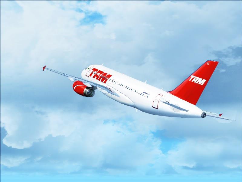 Airbus A319 TAM-St Maarten 5-9
