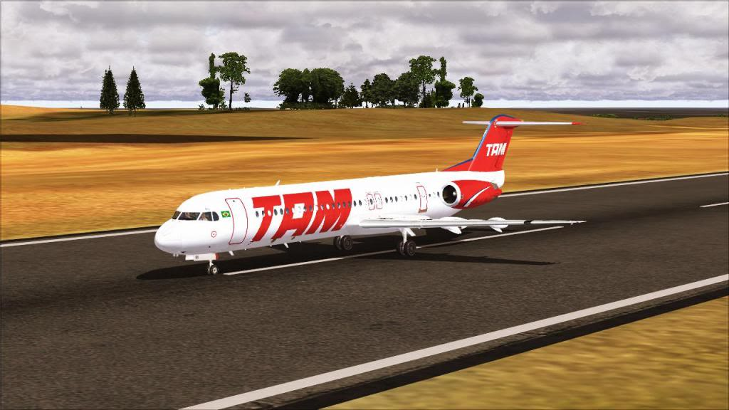 Fokker 100 TAM- São Carlos Fs92011-12-1509-23-56-38