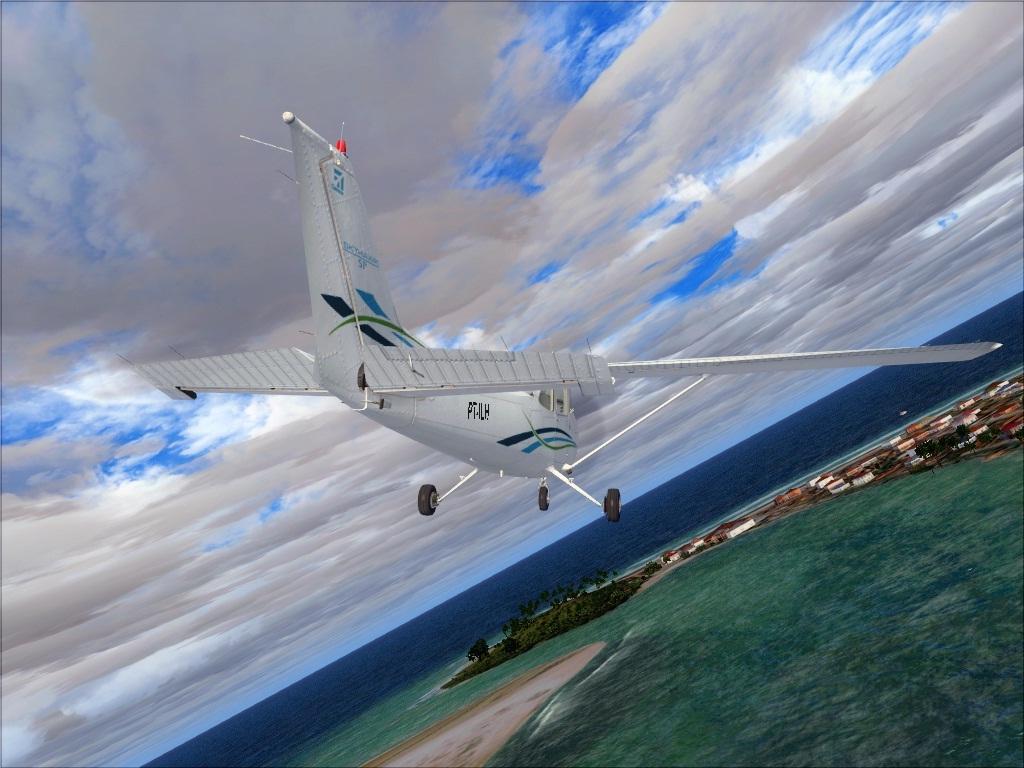 Voando em Ilhéus Sbil6