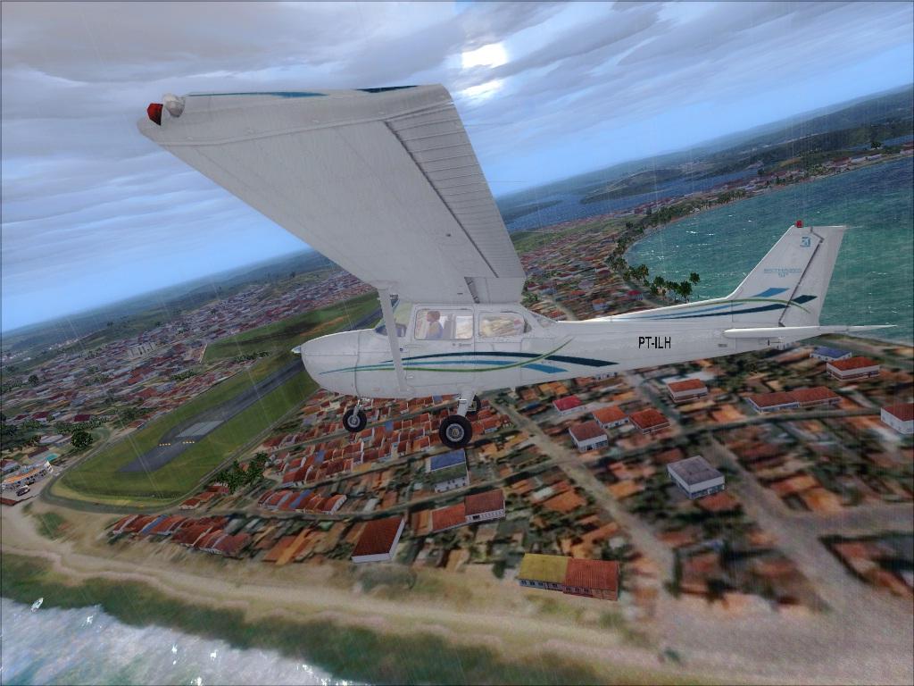 Voando em Ilhéus Sbil7