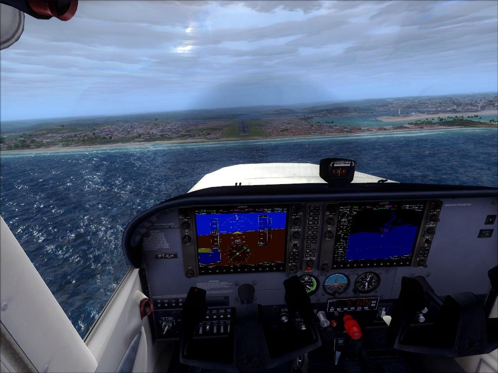 Voando em Ilhéus Sbil8