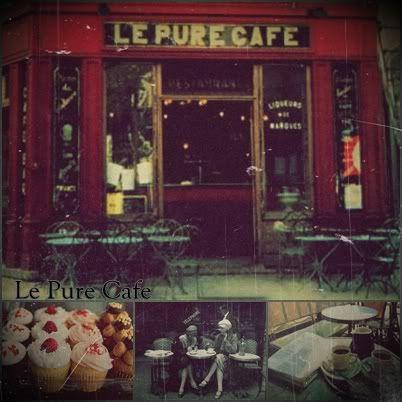 Le Pure Cafe Catssd