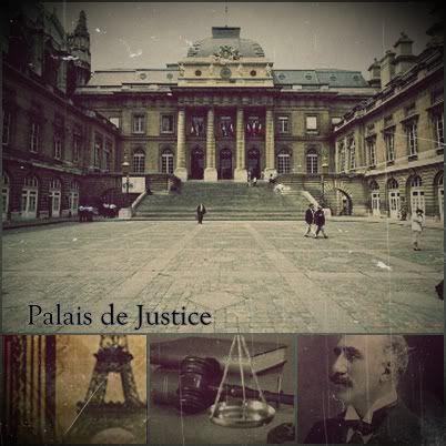 Palais de Justice F2exafs