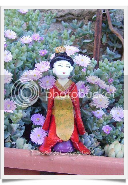Profumo d'oriente.. Geisha Geishatag-framed