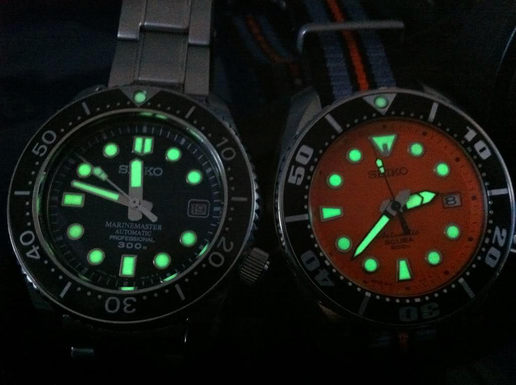 Tamaño de Marinemaster y Sumo. 60041644