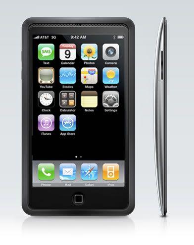 Luke's phone 11119422-apple-iphone-4