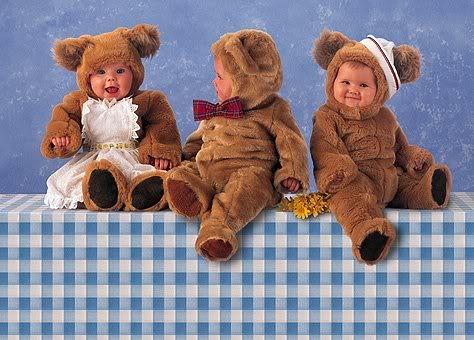Анна Геддес (Anne Geddes) - фотограф малышей из Австралии AnneGeddes1