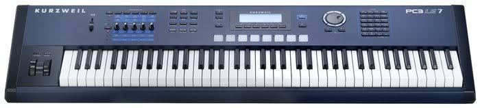 Стили электронной музыки Kurzweil
