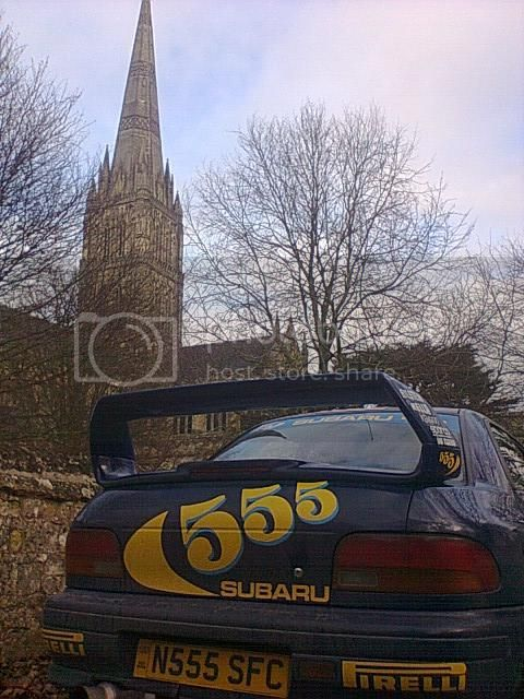 New face/Familar car!  Greetings!  Lots of Pictures included! Cathedral