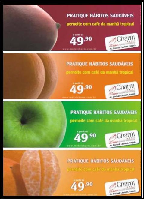 Ilusiones ópticas Frutas
