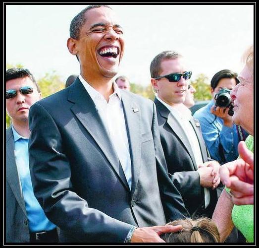 ¿Qué hay de raro en las imágenes? Obama1