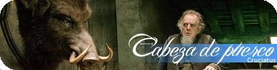 Foro gratis : Cruciatus Cabezadepuerco
