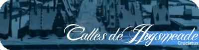 Foro gratis : Cruciatus CallesdeHogsmeade
