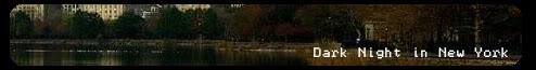 Foro gratis : Dark night in New York Centralpark