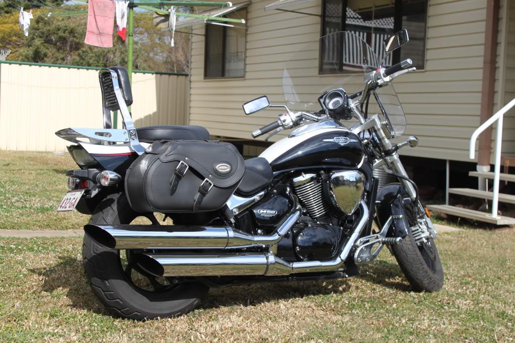 Brisbane .......... 2009 Suzuki M50 IMG_2217