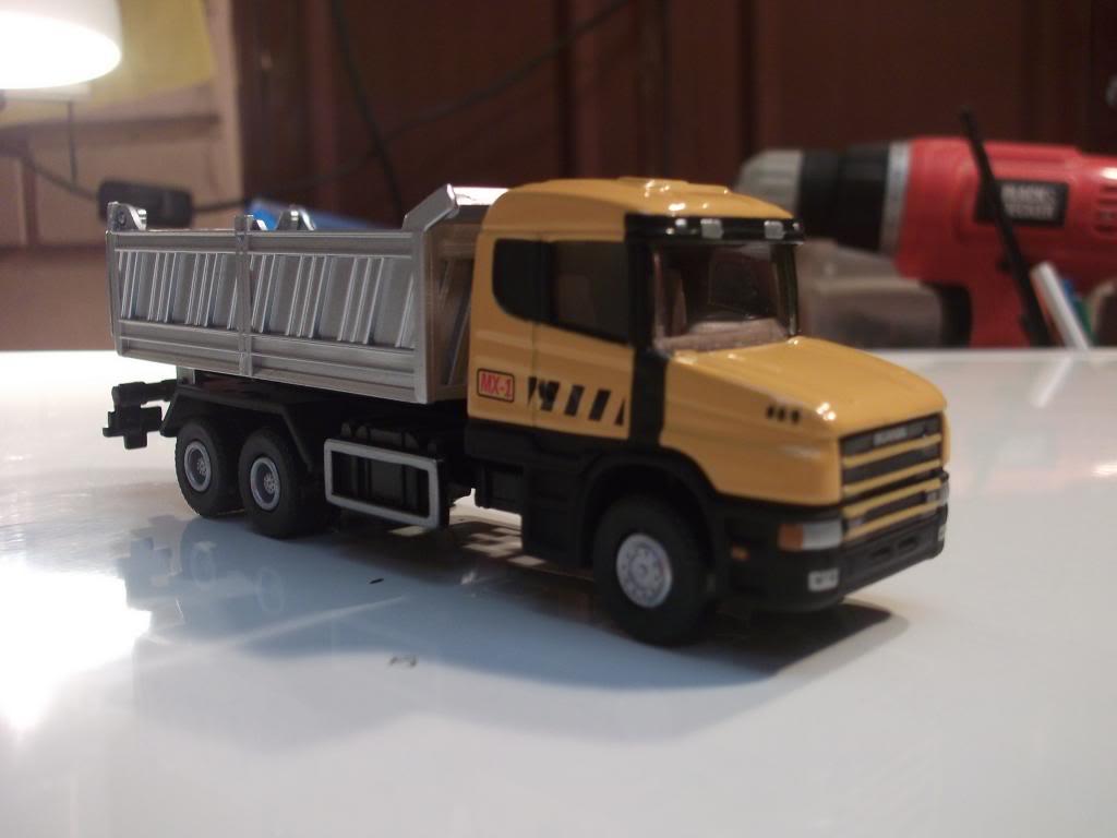 Colección de Camiones Las Ultimas Noticias DSCF7740